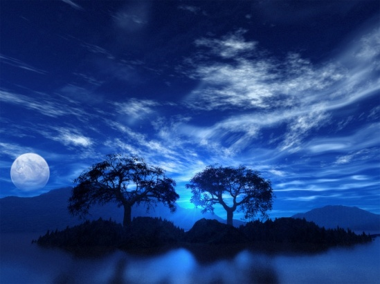 Blue_sky_and_moon_1024x768-wallpaper